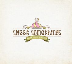 bakery logo design on Etsy, $35.00
