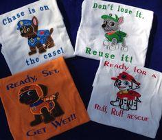 Paw Patrol Quote Shirts/ Paw Patrol Shirt/ by KidsKuteKreations