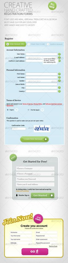 MWS Flat Login and Registration Forms Flats - employee registration form