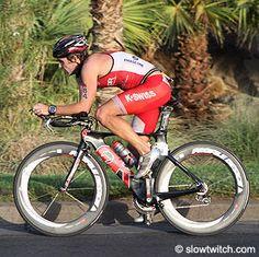 James Cotter - pro triathlete