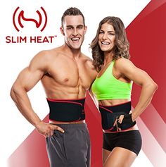 Looking to trim tighten and tone your midsection? Then you need the thermogenic boosting Slim Heat Waist Trimmer!  When diet and exercise simply aren't enough to help you lose those few extra water w...