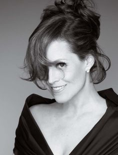 Sigourney Weaver-love her! Amazing actress and environmentalist