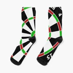 The art of darts. 180 the highest on the dartboard. The best darts players master the art of placing arrows accurately. Great gift for a darts fan or dared enthusiast. Graphic T Shirts, Best Darts, Sport Tennis, Knitting Socks, Knit Socks, Dart Board, Great Gifts, Arrows, Costume
