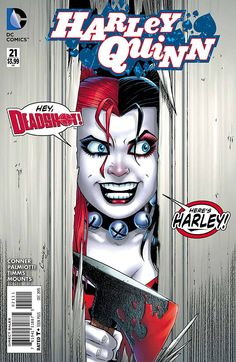 Harley's trip to California takes a dangerous turn-she stole a stone-cold killer's gig, and he's not taking it well! They say Hollywood has a dark side...but so does Harley Quinn!