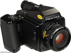 Pentax 645 with 75mm f2.8
