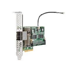 HP Smart Array P441 4GB 12GB 2-Ports PCI Express SAS Controller 726825-B21