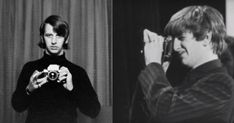 Ringo Starr is best known as the rock star drummer of the Beatles, but he was also a passionate photographer who documented the life of one of history's bi
