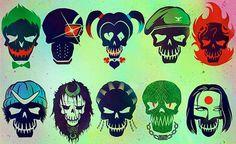 Squad Yourself – Faça seu próprio ícone do Esquadrão Suicida
