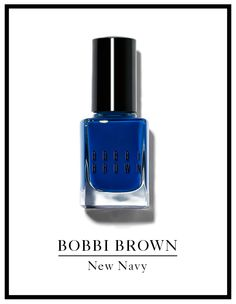 New Navy - Bobbi Brown - El Libro Amarillo O/I 2013/14 - El Palacio de Hierro