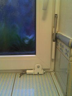 Fenster Einbruchschutz nachrüsten
