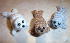 Baby Seal - so cute, easy and quick