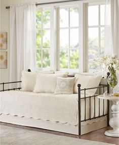 Madison Park Tuscany 6-Pc. Daybed Bedding Set & Reviews - Bed in a Bag - Bed & Bath - Macy's