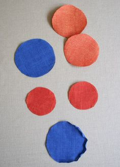 Fabric Beach Balls | Purl Soho