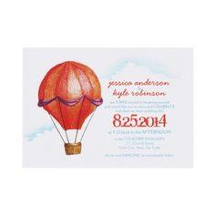 hot air ballon motif