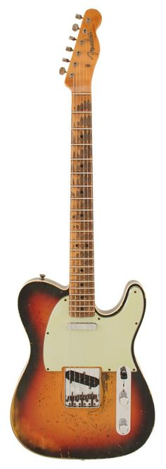 Fender Custom Shop 1963 Telecaster CustomHeavy Relic