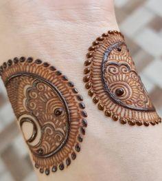 Beautiful Henna Mehndi Designs for Hands Latest Henna Designs, Mehndi Designs For Girls, Arabic Mehndi Designs, Henna Mehndi, Mehendi, Henna Tattoos, Henna Art, Mehndi Desighn, Mehndi Design Pictures