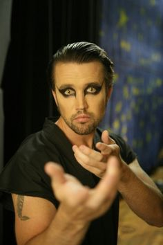 Rob McElhenney as Mac as The Nightman.