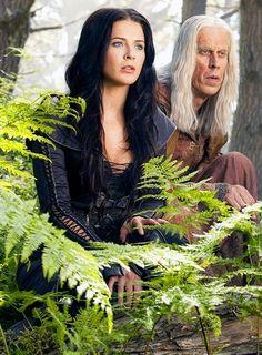 Kahlan and Zedd