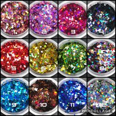 Holographic sold by Luxuri Glitters. Shop more products from Luxuri Glitters on Storenvy, the home of independent small businesses all over the world. Hair Tinsel, Glitter Hair, Laurel Burch, Craft Corner, Nail Decorations, Jokers, Clowns, Cosmetology, Resin Art