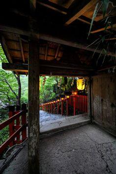 Kifune Shrine, Kyoto, Japan | by Azul Obscura on 500px