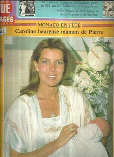 μ Point de vue N ° 2041 caroline de Monaco maman de Pierre fr.picclick.com