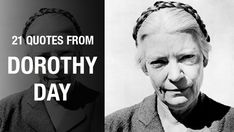 Dorothy Day had a passion for the poor and marginalized is a powerful reminder to put our faith into action every day. Here are some powerful Dorothy Day quotes that will remember her well. Social Work Practice, Dorothy Day, Catholic Beliefs, Social Activist, Spiritual Disciplines, Saint Quotes, Word Up, Powerful Quotes, Christian Inspiration