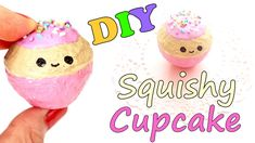 Cupcake Squishy Tutorial - Make Up Sponge