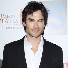If Ian Somerhalder isn't perfect for Fifty Shades of Grey I don't know who is
