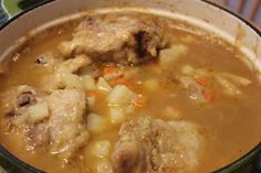 THE BUSY MOM CAFE: The Weekend Chef: Dutch Oven Chicken