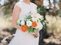 Love this summer bouquet from A Native Bloom, photo Marina Koslow
