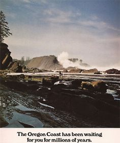The Oregon Coast Has Been Waiting For You To Visit, For Millions Of Years !!