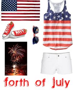 Forth of July outfits