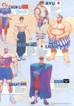 Super Street Fighter II - The New Challengers