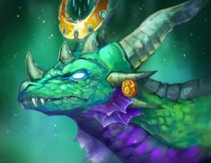 Ysera by Uruno-Morlith on deviantART