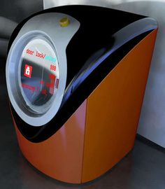Eco CO2 Washers : Supercritical Washing Machine