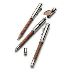 To know more about Graf von Faber-Castell Pencil, visit Sumally, a social network that gathers together all the wanted things in the world! Featuring over 17 other Graf von Faber-Castell items too! Pencil Design, Pens And Pencils, Mechanical Pencils, Office Accessories, Pen And Paper, Copics, Writing Instruments, Drawing Tools, Drawing Lessons