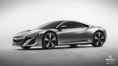Image for Acura NSX Concept