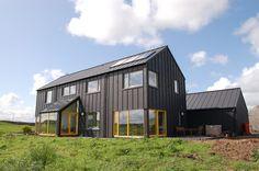 Home Barn Plans - Metal Buildings | Straight Wall Steel Kits