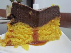Receita de Bolo de cenoura magnífico. Enviada por Ester Ribeiro e demora apenas 60 minutos.
