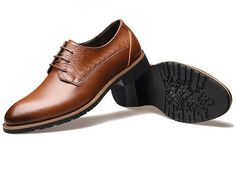 Mens Smart Casual Work Boots