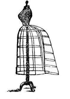 Malowany kokon: Manekin