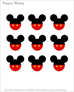 Mickey Mouse Birthday Banner Free Printables....I am sure I ...