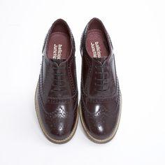 Ladies Brogues, Men Dress, Dress Shoes, Oxford Shoes, Lace Up, Lady, Fashion, Moda, Fashion Styles
