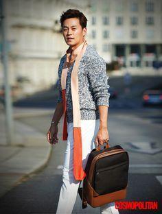 '여행'의 아이콘, 이서진 | 코스모폴리탄 (Cosmopolitan Korea)