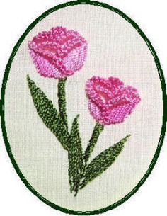 Groups Product Brazilian Embroidery is a wonderful 3 dimensional stitchery technique that can be used alone to This is an intermediate-level Brazilian embroidery design.