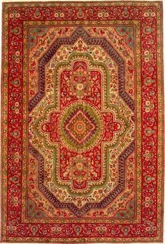 Carpets/rugs Fit For Aladdin | Antique Tabriz Rugs: Book Cover Tabriz Carpet