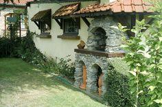 Un barbecue en pierre : Les plus beaux barbecues des lecteurs - Linternaute