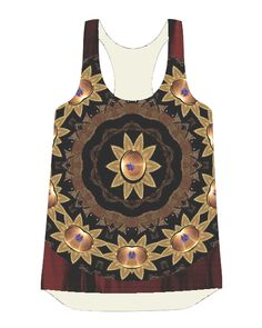 Vividly - Stars and Floral Cotton Top, $50.00 (http://vividly.co/stars-and-floral-cotton-top/)