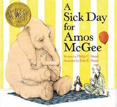 Sweet book about friendship  2011 Caldecott Winner
