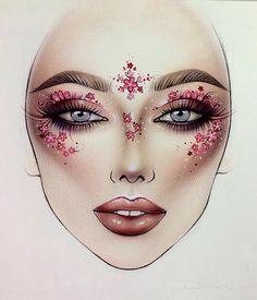 "15.2k Likes, 83 Comments - Sergey X (@milk1422) on Instagram: ""#artist@milk1412 ✨ #mylove #myart #myartistcommunity #myartistcommunityrussia #makeup #makeupart…"""